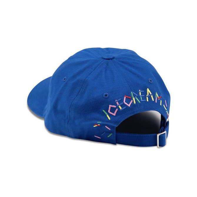 Ice Cream Ice Cream Aston Dad Hat Nautical Blue