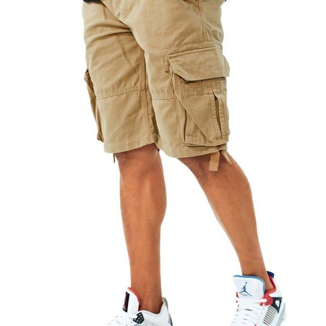Jordan Craig Jordan Craig 4454 Cargo Shorts Khaki