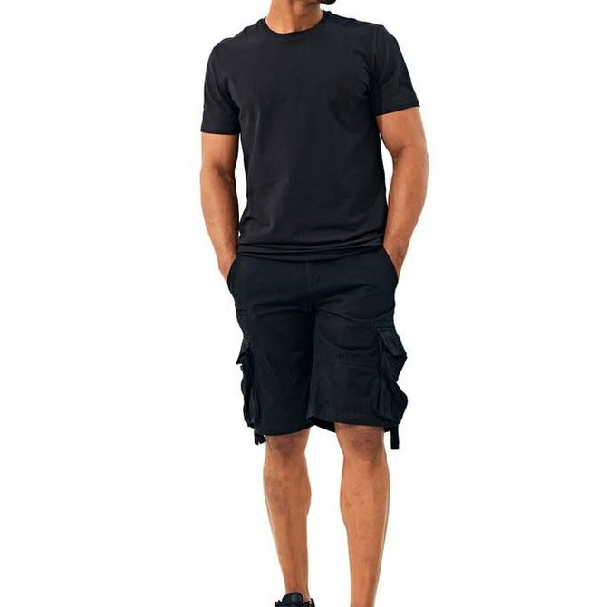 Jordan Craig Jordan Craig 4454 Cargo Shorts Black