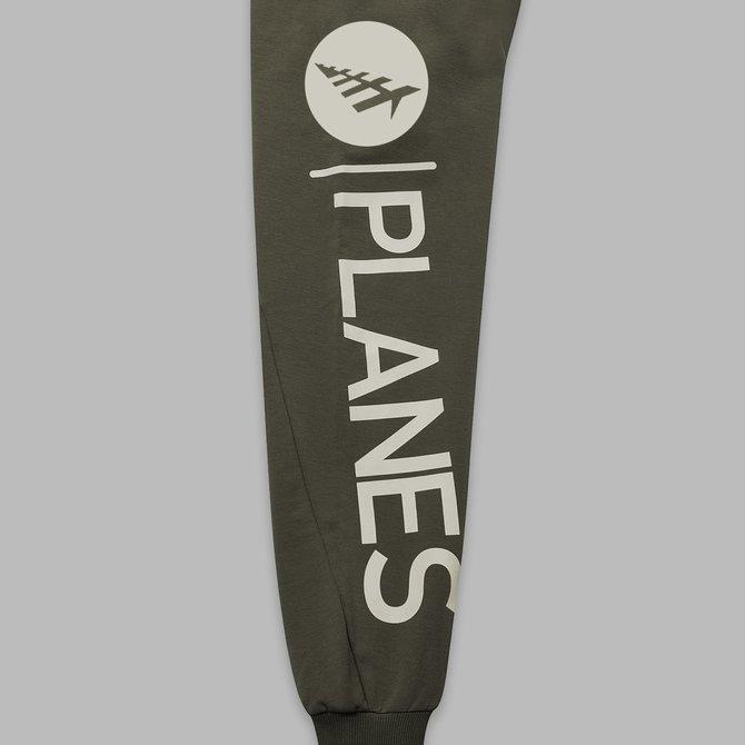 Paper Planes Paper Planes PLC Hoodie OD Green