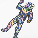 Billionaire Boys Club BBC Astronaut Plans SS Tee White