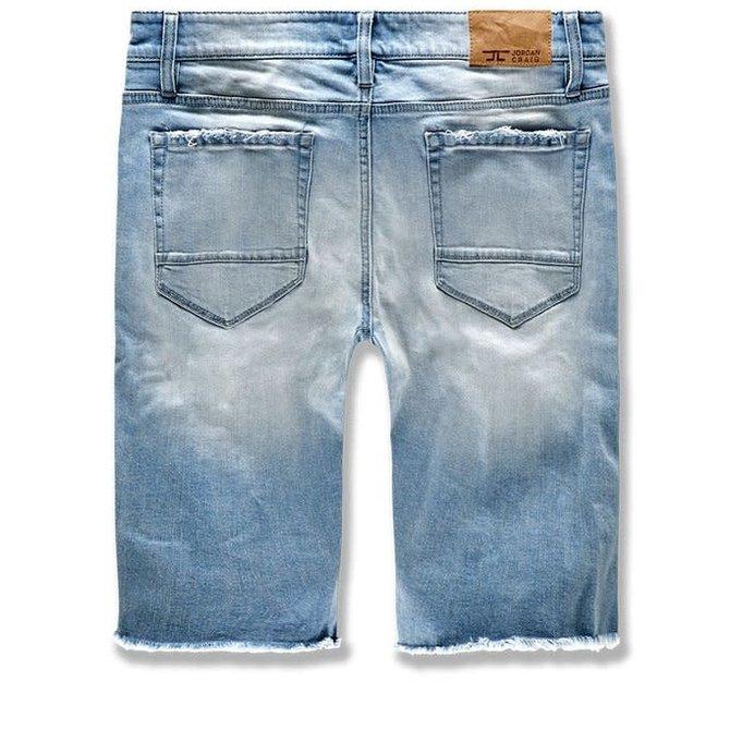 Jordan Craig Jordan Craig J3165S Abyss Denim Shorts M/Blue