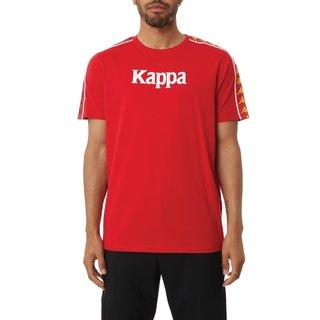 Kappa Kappa Authentic Bendoc Red/YlwDk/BlueDk/Wht
