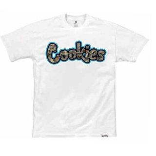 Cookies Cookies Original Mint Money Print Tee Wht