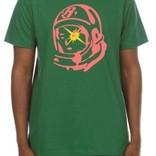 Billionaire Boys Club BBC SU21 Helmet SS Tee Verdant Green