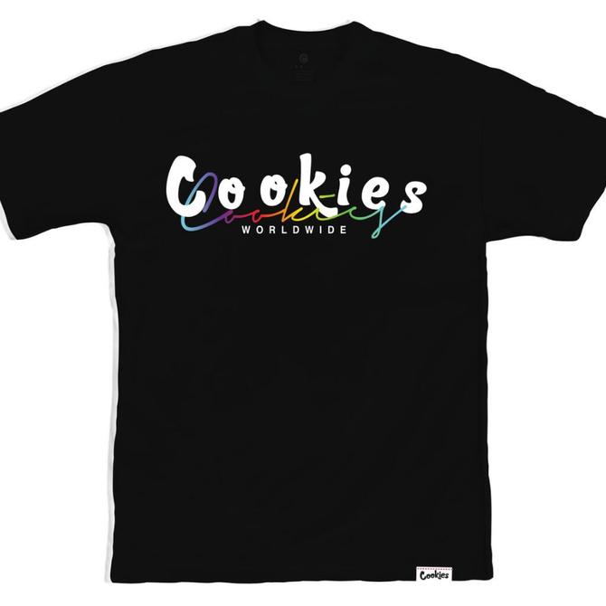Cookies Cookies Versailles Logo Tee Black