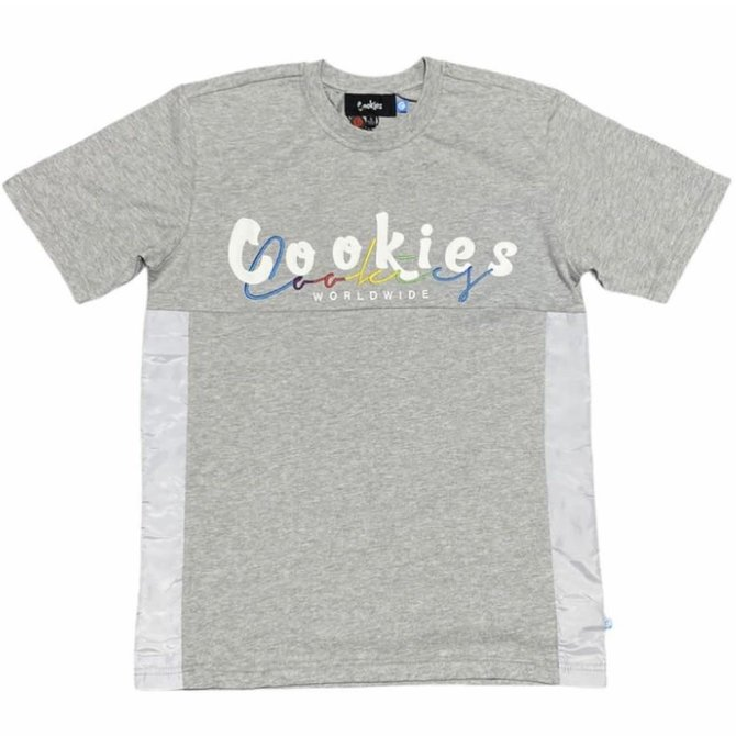 Cookies Cookies Versailles Jersey S/S Knit White