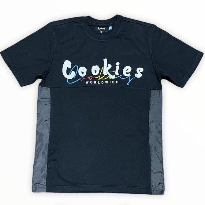 Cookies Cookies Versailles Jersey S/S Knit Black