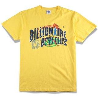 Billionaire Boys Club BBC Future Arch SS Tee Goldfinch