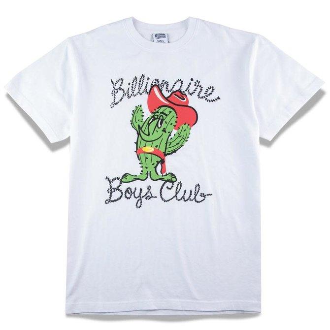 Billionaire Boys Club BBC Salsa SS Tee White