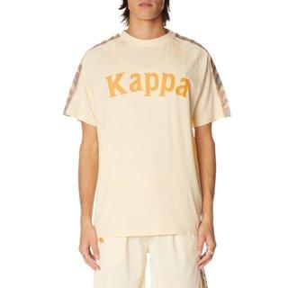 Kappa Kappa 222 Banda Deto BeigeEcru/Brwn/BluCielo