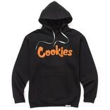 Cookies Cookies Original Mint Fleece Hoody Blk/Orange
