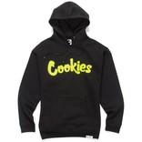 Cookies Cookies Original Mint Fleece Hoody Blk/Yellow