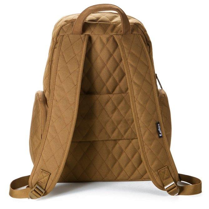 Cookies Cookies V4 SP Quilted Tonal Backpack Brown