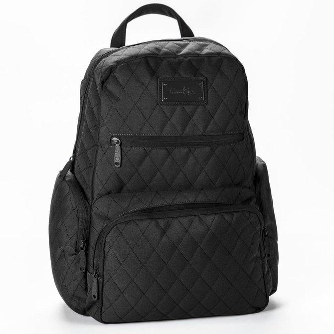 Cookies Cookies V4 SP Quilted Tonal Backpack Black