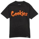Cookies Cookies Original Mint Tee Black/Orange
