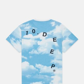 10 Deep 10 Deep Supply Tee Cloud