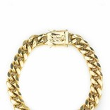 The Gold Gods GoldGods 10mm Miami Cuban Link Bracelet Gold