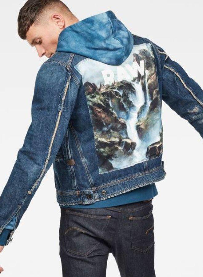G-Star RFTP Water 3D Deconstructed  Jacket