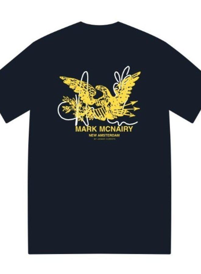McNairy Logo Tee Navy