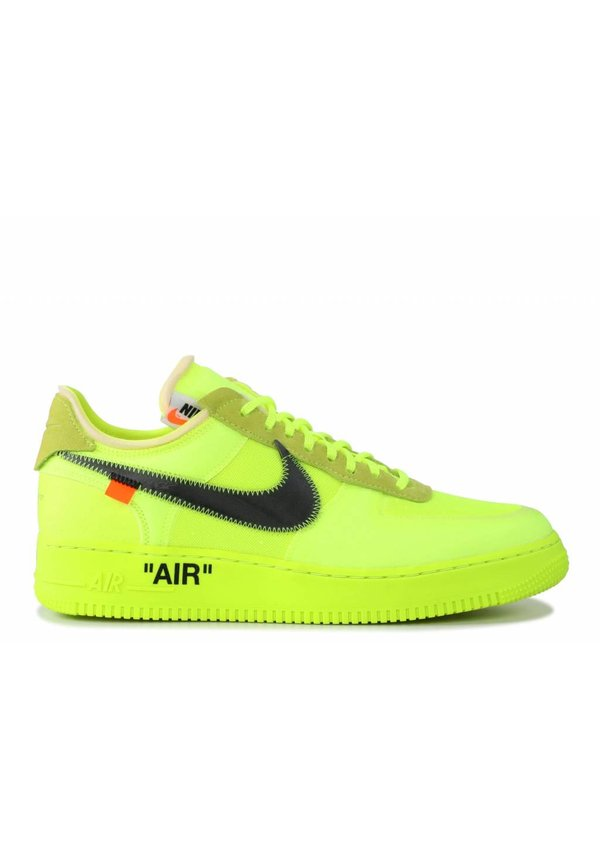 huge selection of 097b3 1c23c Nike x OffWhite Air Force 1 Volt