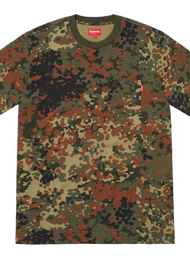 Supreme SS Pocket German Camo