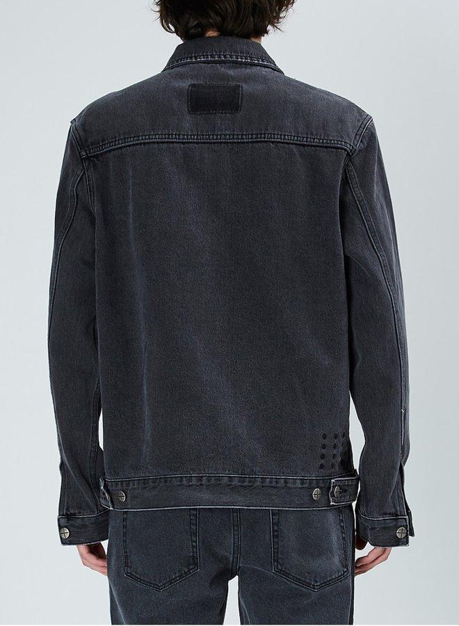 Ksubi Werker Jacket Cement