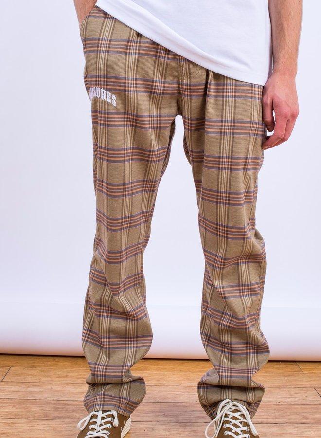 ORCHESTRA PLAID PANT