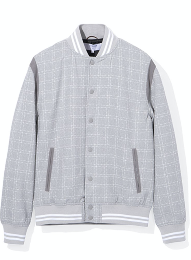 Varsity Jacket (Grey)
