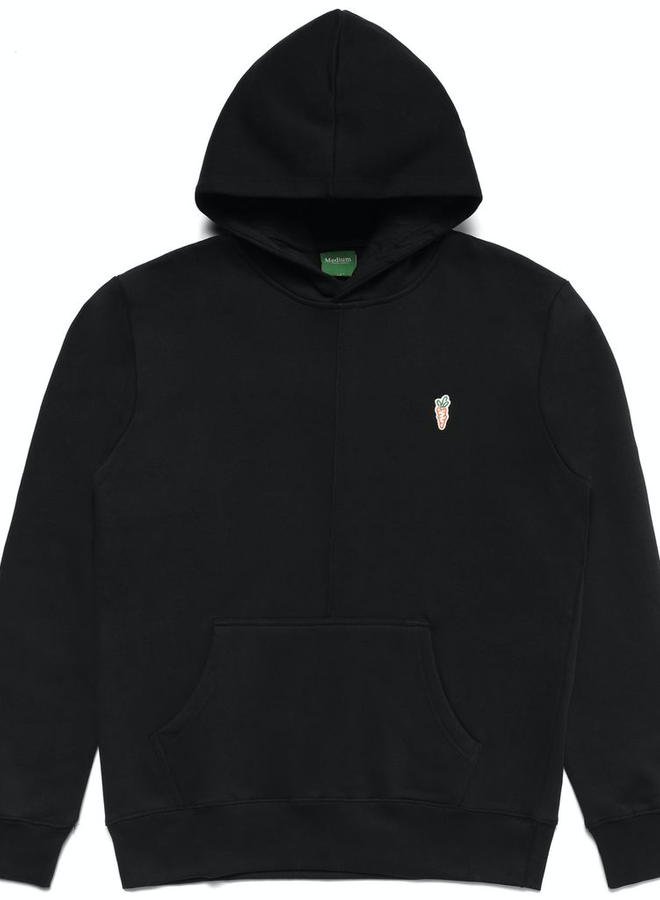 SIGNATURE CARROT PATCH HOODIE