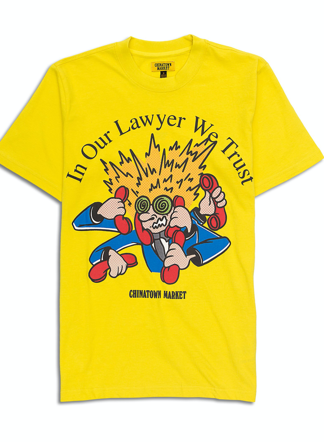 Trust Our Lawyer T-Shirt