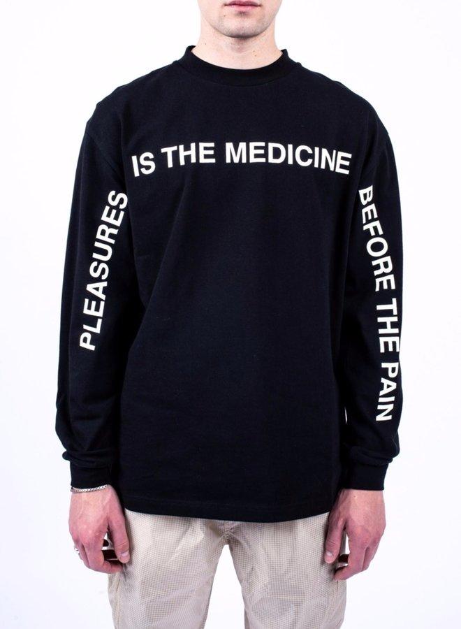 MEDICINE PREMIUM L/S SHIRT