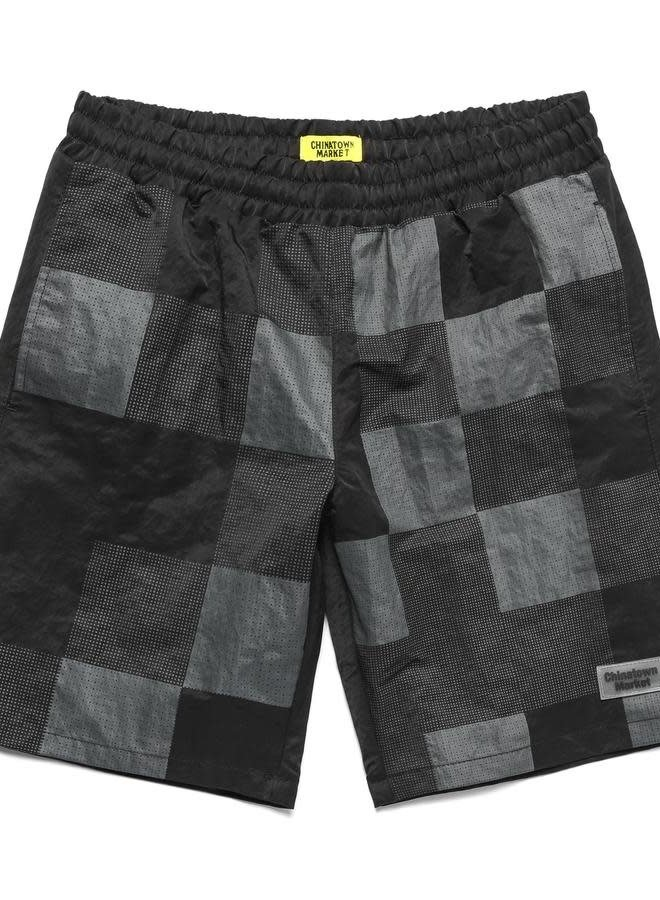 CTM CHECKERED SHORTY