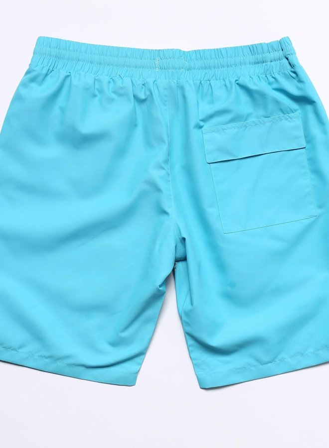 NYC SHORTS BABY BLUE