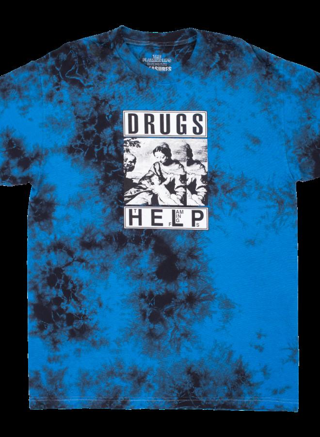 DRUGS HELP T-SHIRT