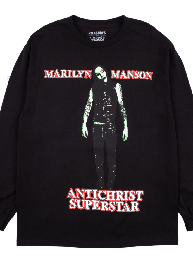 MANSON SUPERSTAR LONG SLEEVE