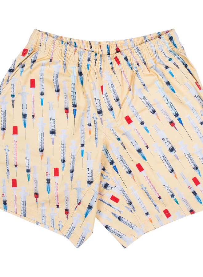 BEVERLY TWILL SHORTS
