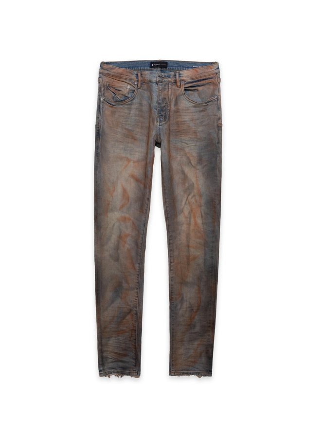 RUST INDIGO DIRTY RESIN