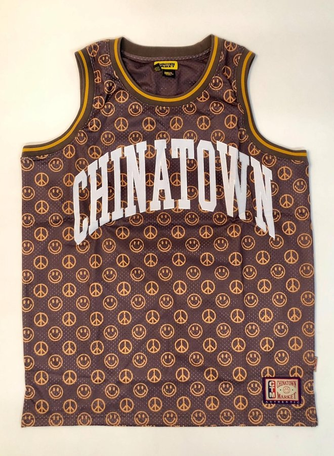 *NEW* SMILEY CABANA BASKETBALL JERSEY
