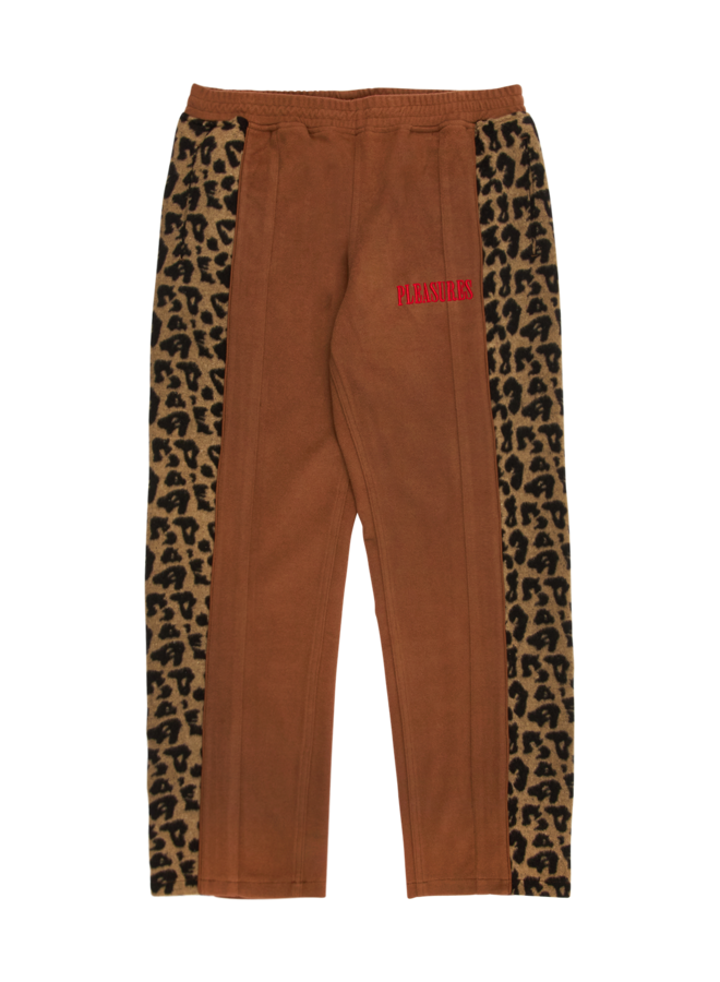 BROWN MEMORIES VELOUR PANT