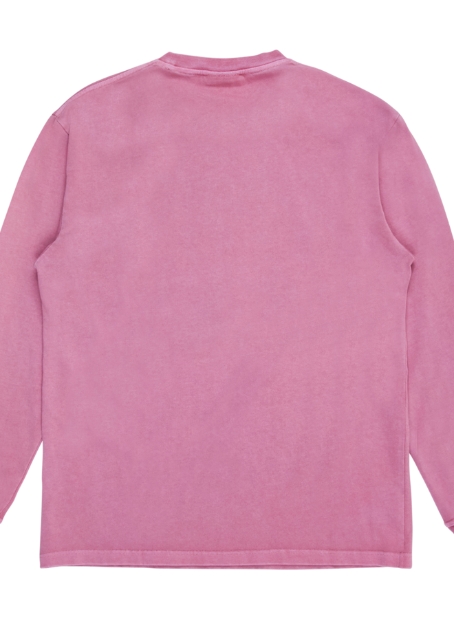 DISCOVERY HEAVY WEIGHT SHIRT WASHED PINK