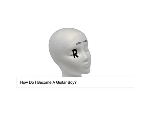 GUITAR BOY ARCHIVE