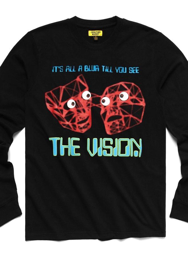 VISION LONG SLEEVE TEE