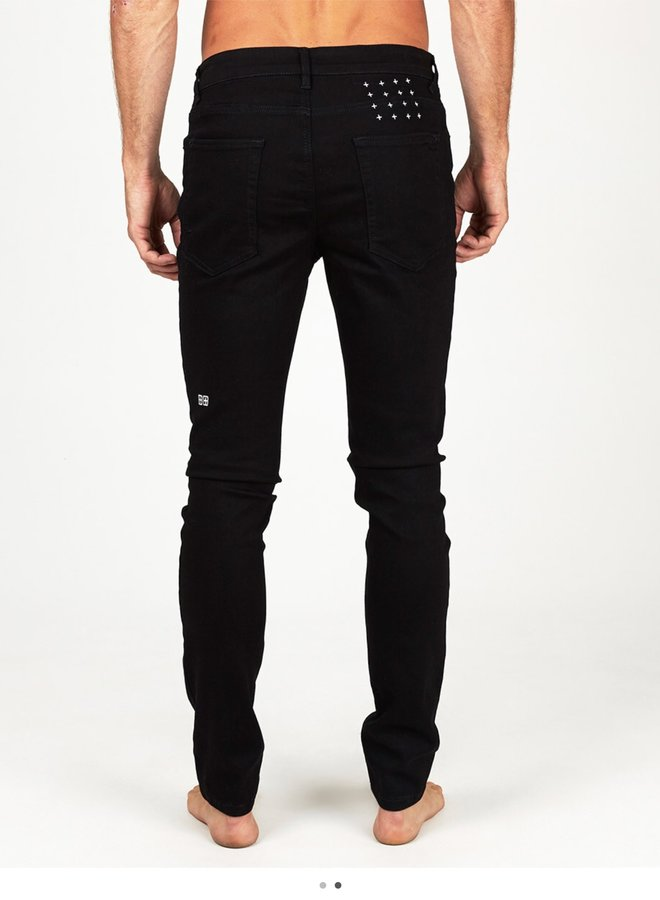 Ksubi Winkle Black Rebel
