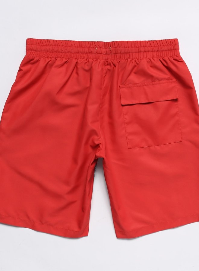 NYC SHORTS RED