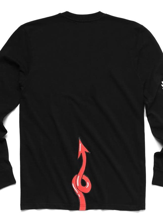 CTM Angels Devils LS (Black)