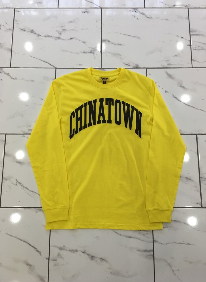 CTM Arch Long Sleeve (Yellow)