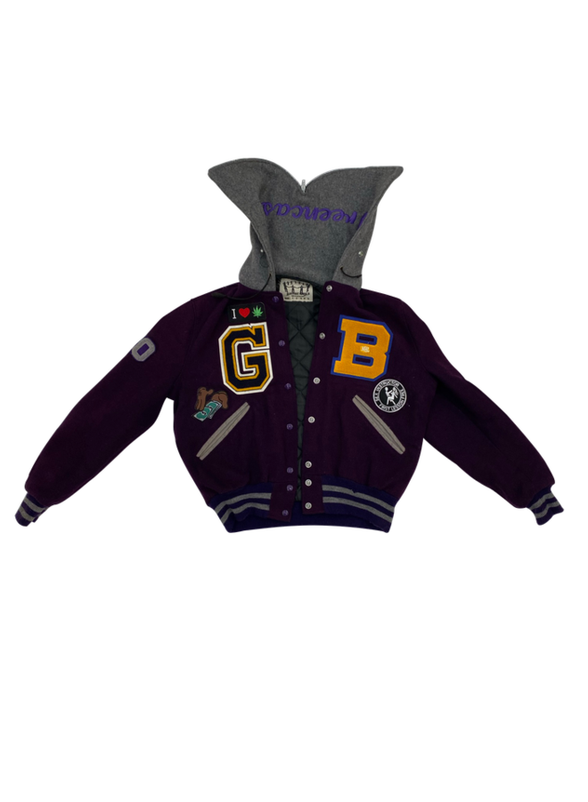 Da 5 Collectors Edition Purple Reign Jacket