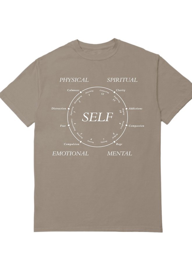 PLEASURES CLARITY T-SHIRT