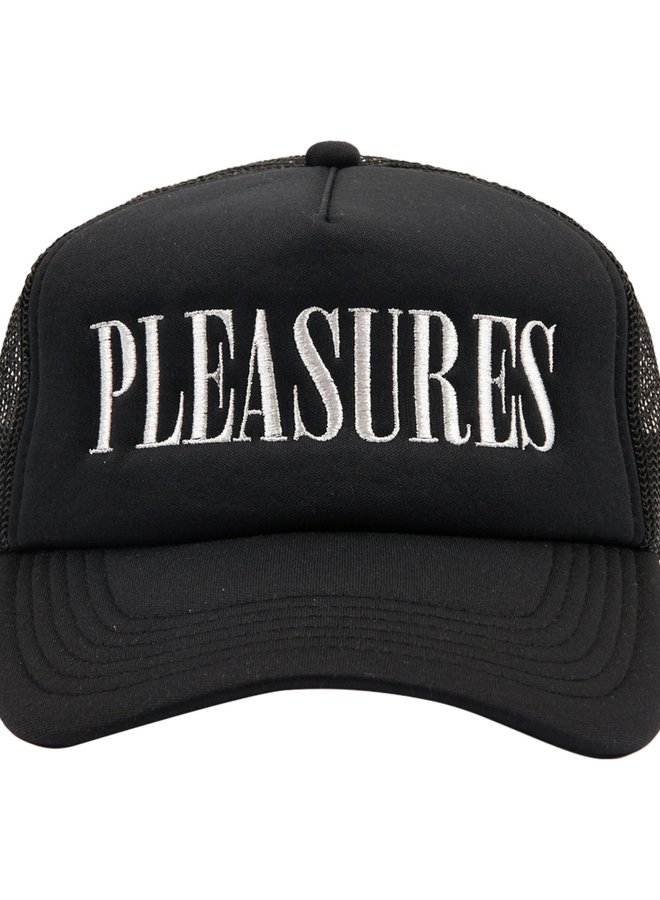 PLEASURES BLACK LITHIUM TRUCKER